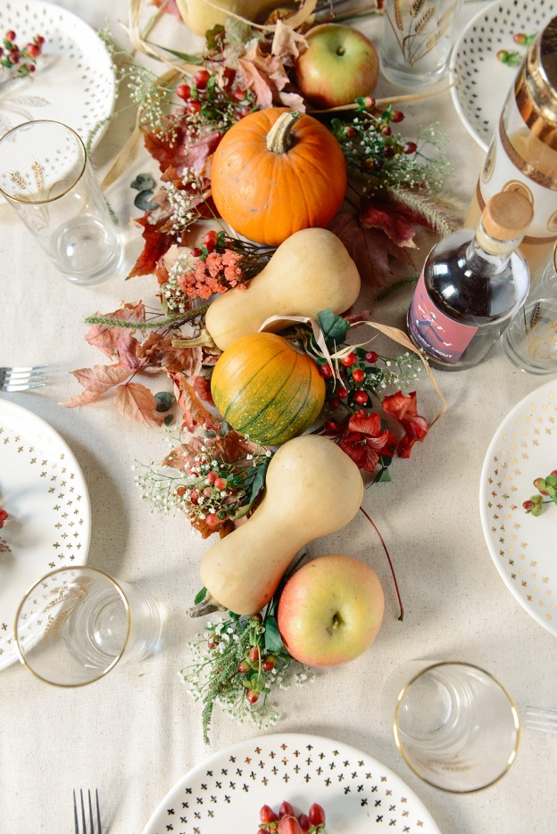 Gluten Free Pumpkin & Kale Lasagna for a Fall Gathering // www.WithTheGrains.com